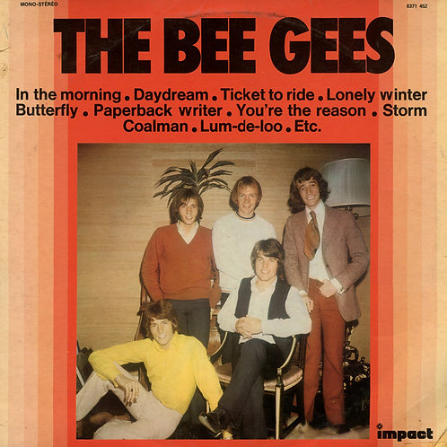 The Bee Gees - The Bee Gees [LP]