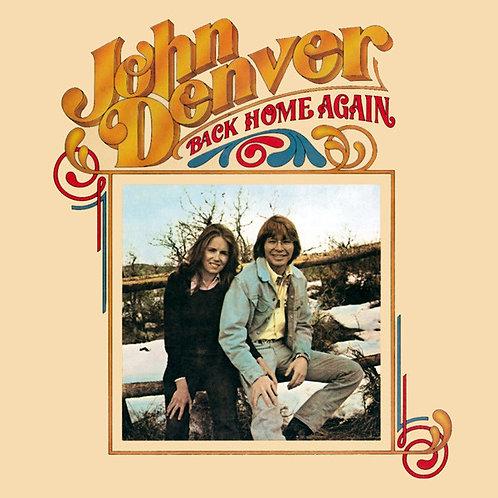 John Denver - Back Home Again [LP]