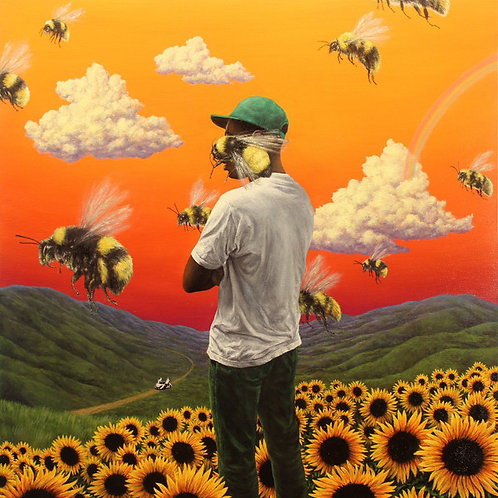 Tyler the Creator - Scum **** Flower Boy [LP]