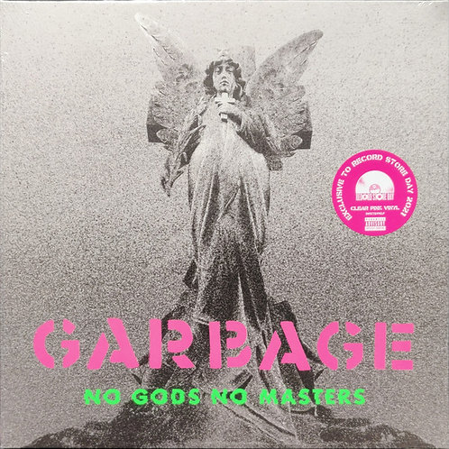 Garbage - No Gods No Masters [Clear Pink Vinyl] [LP]