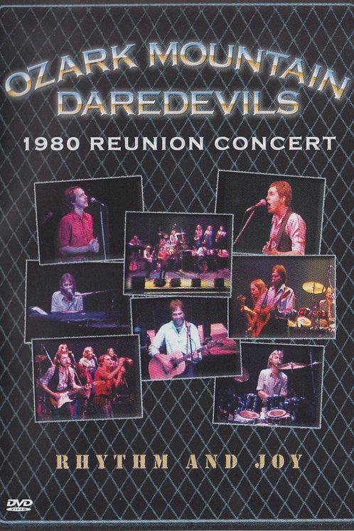The Ozark Mountain Daredevils - Rhythm And Joy 1980 Reunion [Concert DVD]