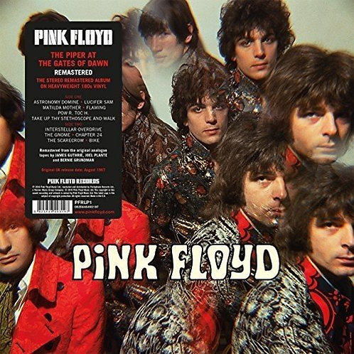 Pink Floyd - The Piper at the Gates of Dawn  [LP]