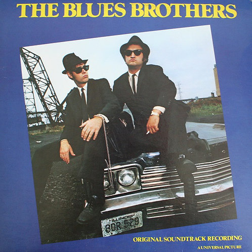 The Blues Brothers – The Blues Brothers (Original Soundtrack Recording) [LP]