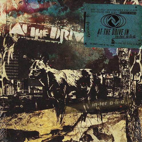 At The Drive In – in•ter a•li•a [Grimace Purple Splatter Vinyl] [LP]