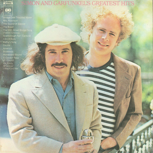 Simon & Garfunkel - Greatest Hits [LP]