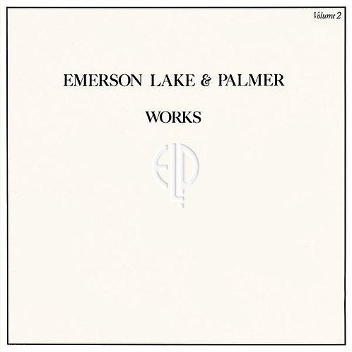 Emerson, Lake & Palmer - Works Volume 2 [LP]