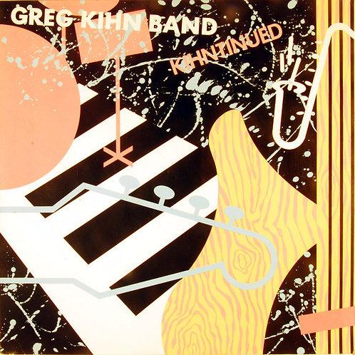 Greg Kihn Band - Kihntinued [LP]