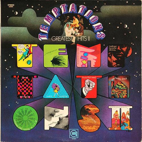 The Temptations - Greatest Hits II [LP]