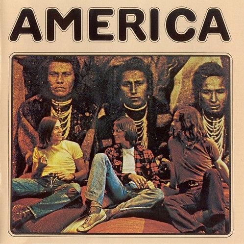 America - America [LP]