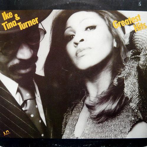 Ike & Tina Turner - Greatest Hits [LP]