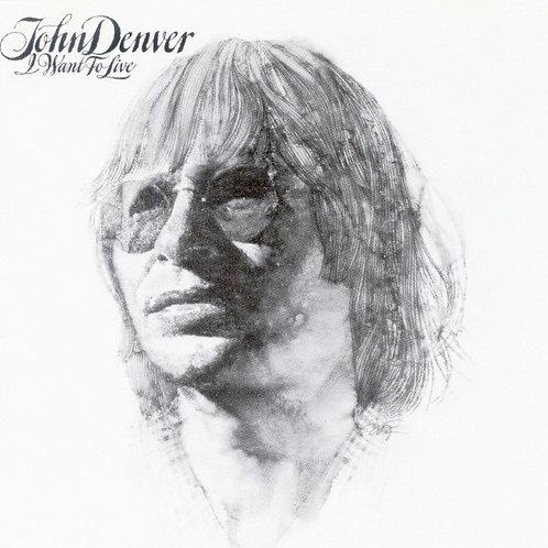 John Denver – I Want To Live [LP]