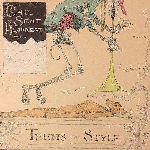 Car Seat Headrest - Teens of Style [LP]
