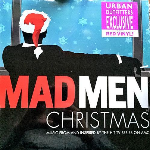 Various Artists - Mad Men Christmas [Red Translucent Vinyl] [LP]