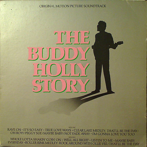 The Buddy Holly Story - Soundtrack [LP]