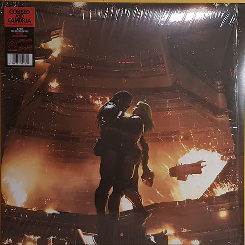Coheed And Cambria – Vaxis – Act I: The Unheavenly Creatures [Ugly Vinyl] [3LP]