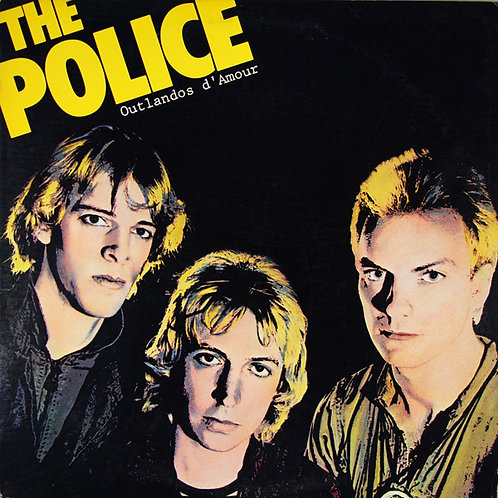 The Police - Outlandos d'Amour [LP]