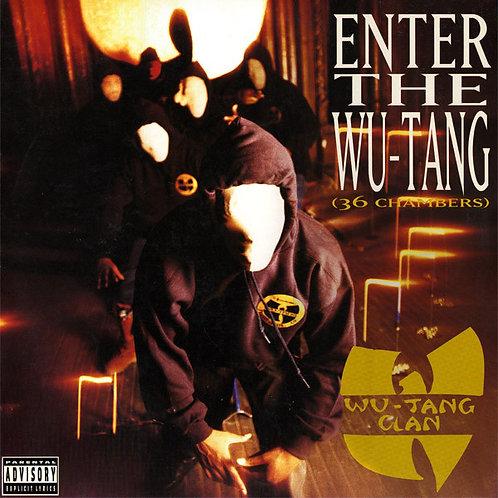Wu-Tang Clan – Enter The Wu-Tang (36 Chambers) [LP]
