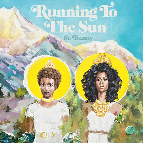 St. Beauty ‎– Running to the Sun [Translucent Yellow] [LP]