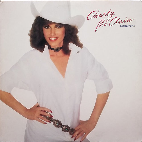 Charly McClain ‎– Greatest Hits [LP]