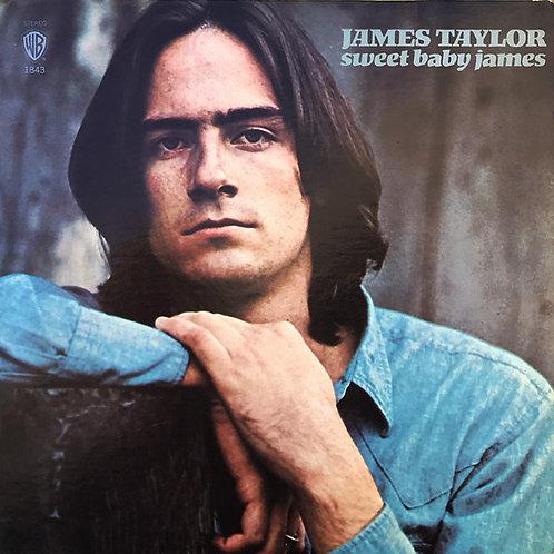 James Taylor - Sweet Baby James [LP]