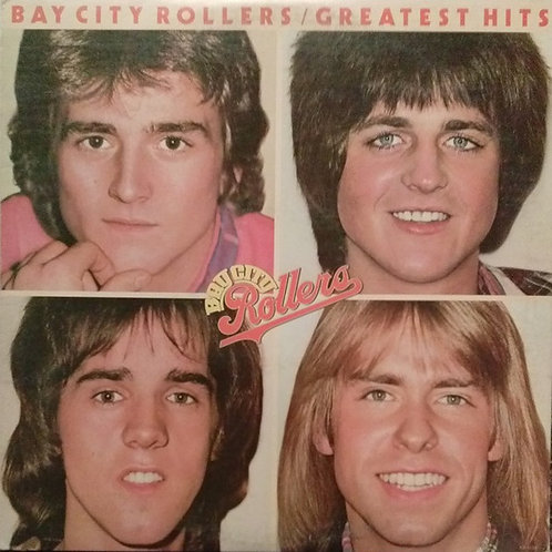 Bay City Rollers ‎– Greatest Hits [LP]