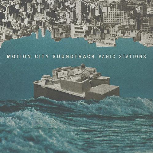Motion City Soundtrack - Panic Stations [LP]