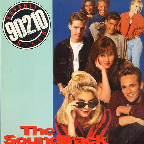 Beverly Hills, 90210 - The Soundtrack [Translucent Aqua Vinyl] [LP]