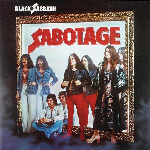 Black Sabbath - Sabotage [Import] [LP]