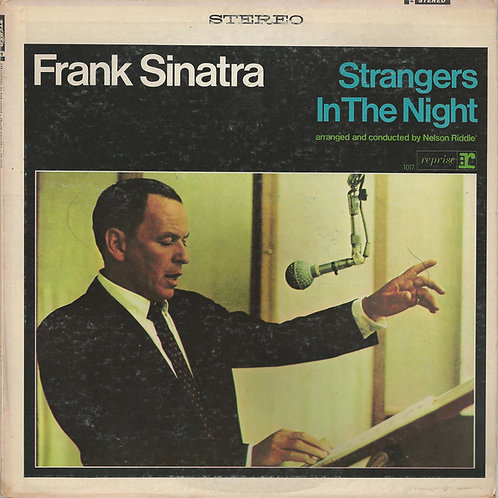 Frank Sinatra ‎– Strangers In The Night [LP]