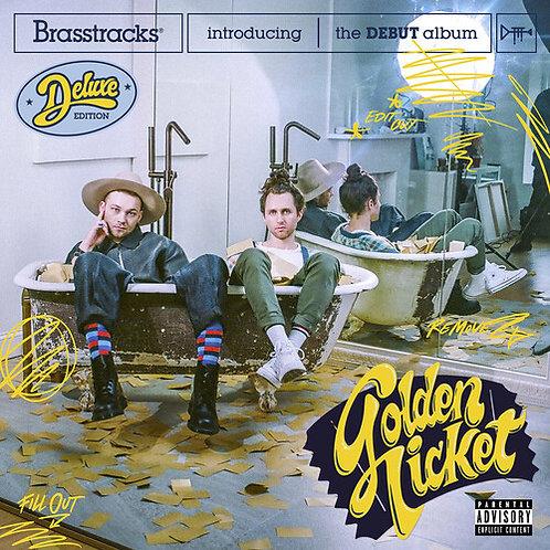 Brasstracks - Golden Ticket [2LP]