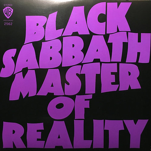 Black Sabbath - Master of Reality [LP]