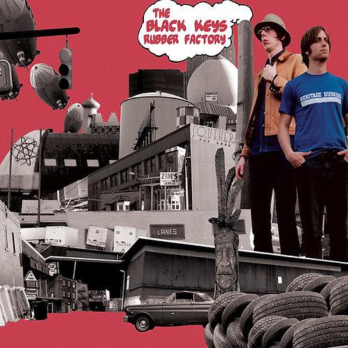 Black Keys - Rubber Factory [LP]