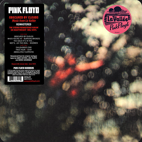 Pink Floyd - Obscured By Clouds [LP]
