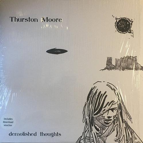 Thurston Moore – Demolished Thoughts [Blue Vinyl] [2LP]