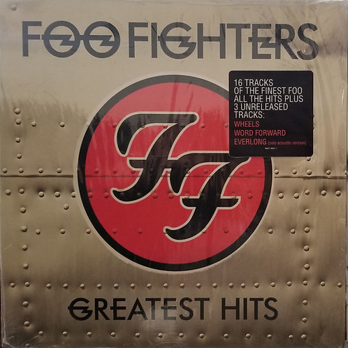 Foo Fighters – Greatest Hits [2LP]