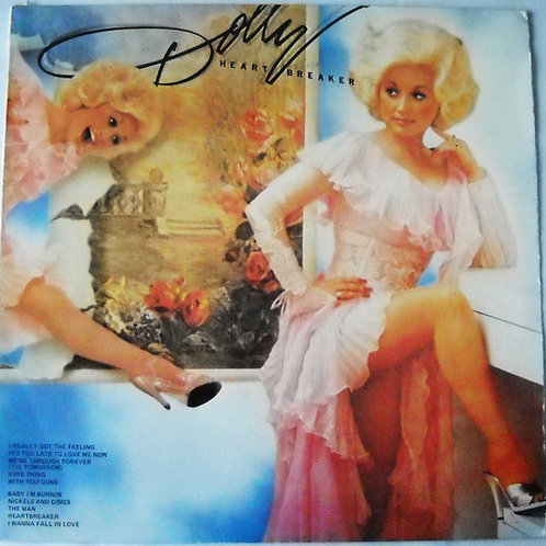 Dolly Parton ‎– Heartbreaker [LP]