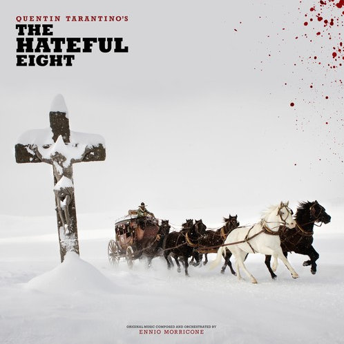 The Hateful Eight - Original Motion Picture Soundtrack [2LP]