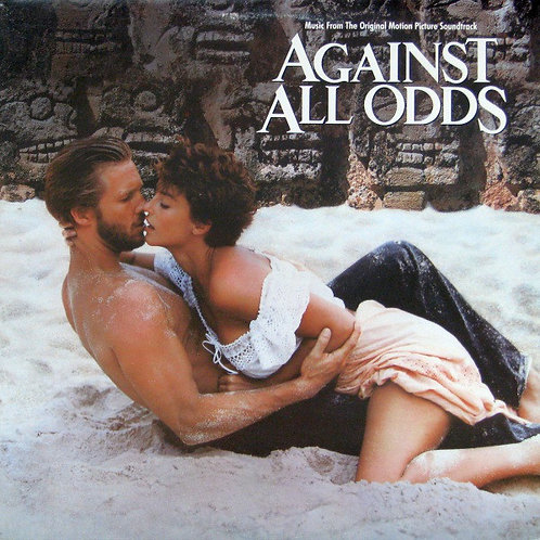 Against All Odds - Soundtrack [LP]