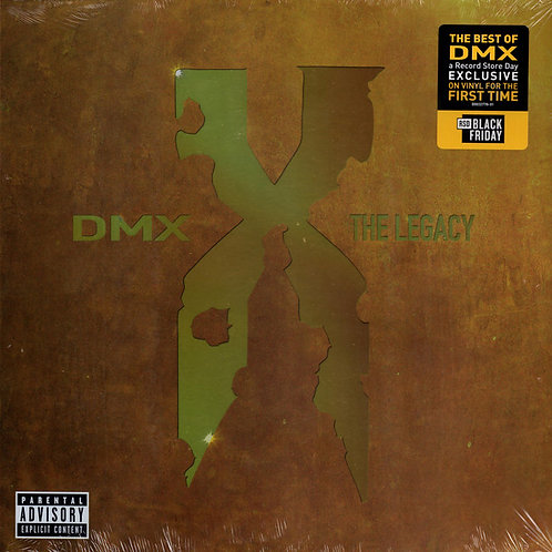 DMX - The Legacy [2LP]