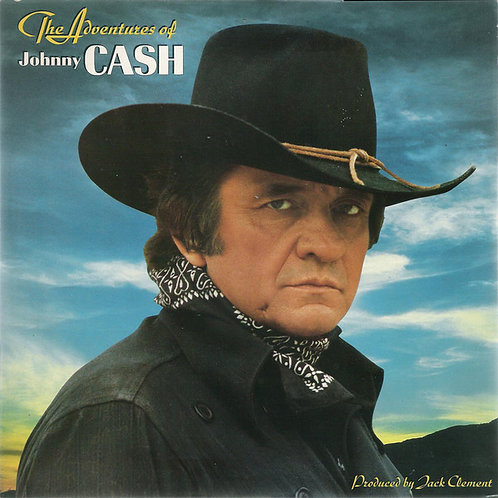 Johnny Cash - The Adventures of Johnny Cash [LP]
