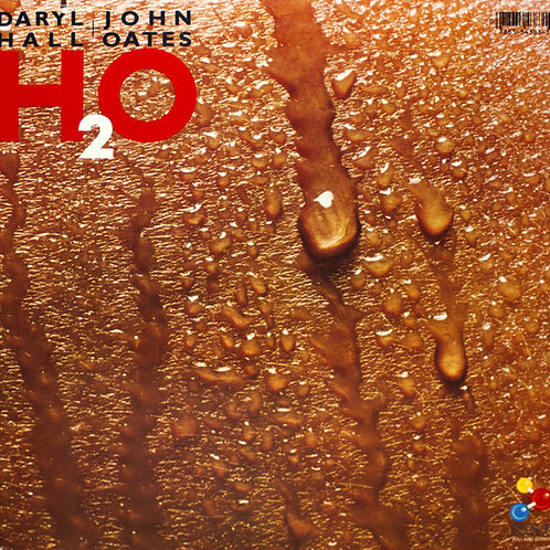 Daryl Hall + John Oates - H2O [LP]