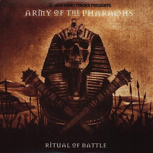 Jedi Mind Tricks -  Army Of The Pharaohs: Ritual Of Battle [Gold Vinyl][LP]