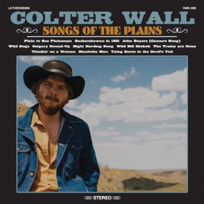 Colter Wall - Songs of the Plains [LP]