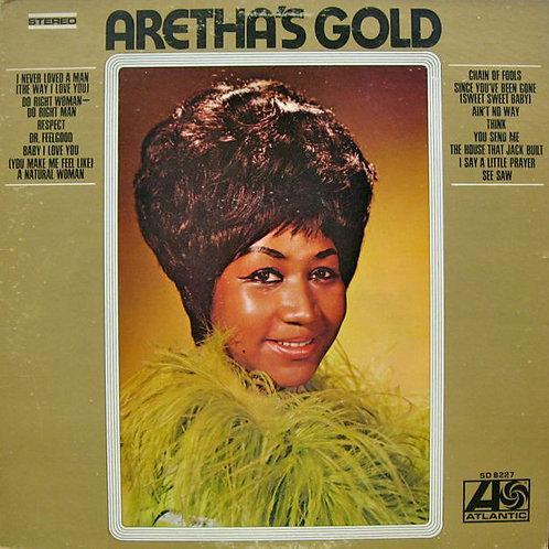 Aretha Franklin - Aretha's Gold [LP]