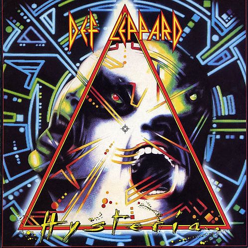Def Leppard - Hysteria [2LP]
