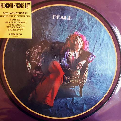 Janis Joplin - Pearl [Picture Disc] [LP]