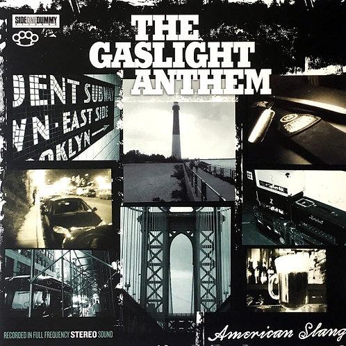 The Gaslight Anthem – American Slang [Blood Red Vinyl] [LP]