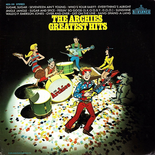The Archies - Greatest Hits [LP]