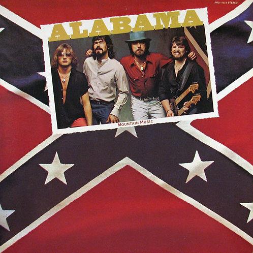 Alabama - Mountain Music [LP]