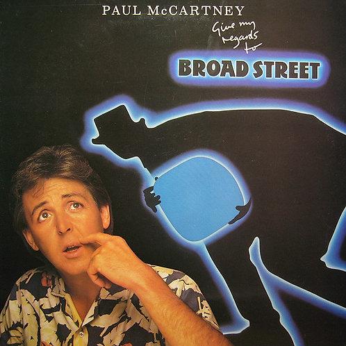 Paul McCartney - Give my Regards to Broad Street [LP]